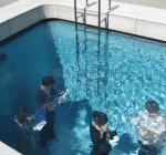 Fake Japanese pool. Geinig....!