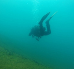 Nieuwe potentiële top duikstek met blauw water en zicht tot 12 meter!