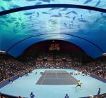 Plannen voor onderwater tennisbaan in Dubai