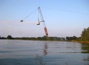 Terreinverbeteringen duikstek Stroombroek