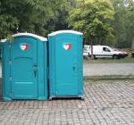 Toiletten bij de Put van Ekeren