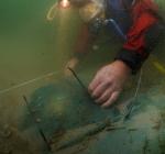 Touwwrak Oostvoornse Meer is mogelijk vroege walvisvaarder