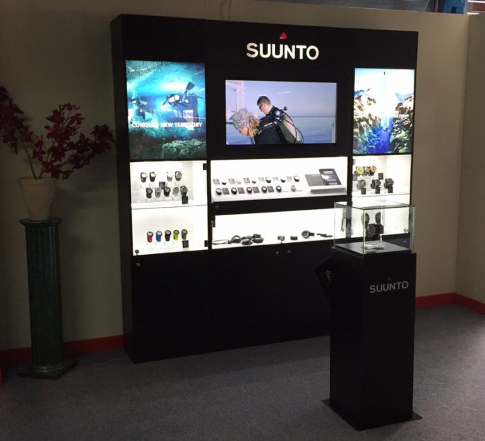 Lucas Duiksport 5e Suunto Experience Center Benelux