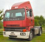 Vrachtwagen ontdekt in Luinjeberd