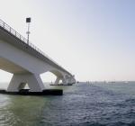 Groot onderhoud aan de Zeelandbrug