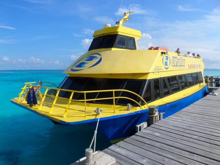Zeesnelweg tusssen Bonaire, Curacao en Aruba stuk dichterbij