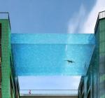 Zwemmen in de lucht